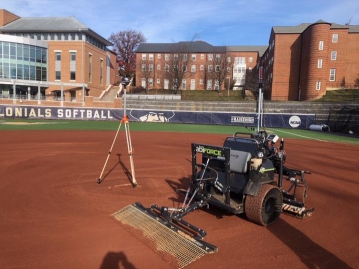 softball field commercial landscape maintenance