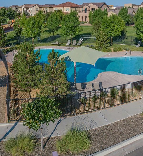 Pool at HOA