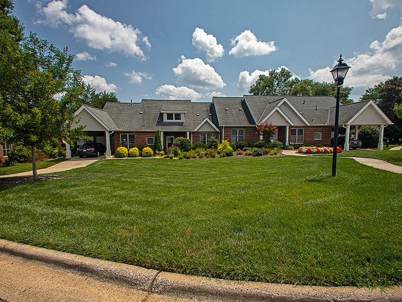 Well Spring retirement community landscape care