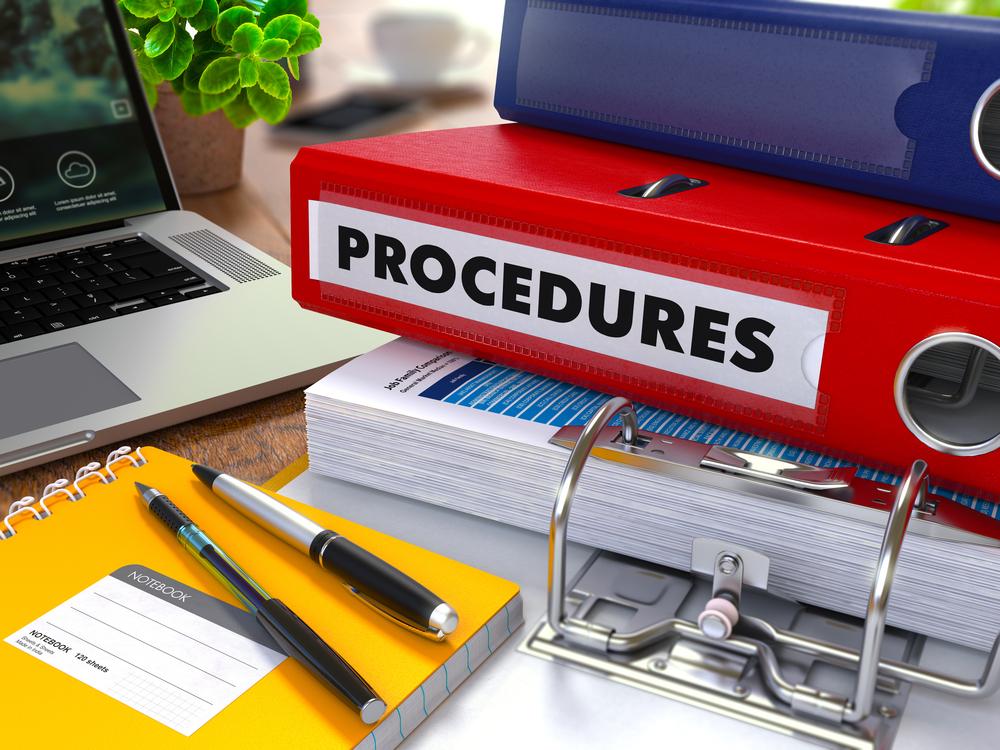 Binder for emergency preparedness plan
