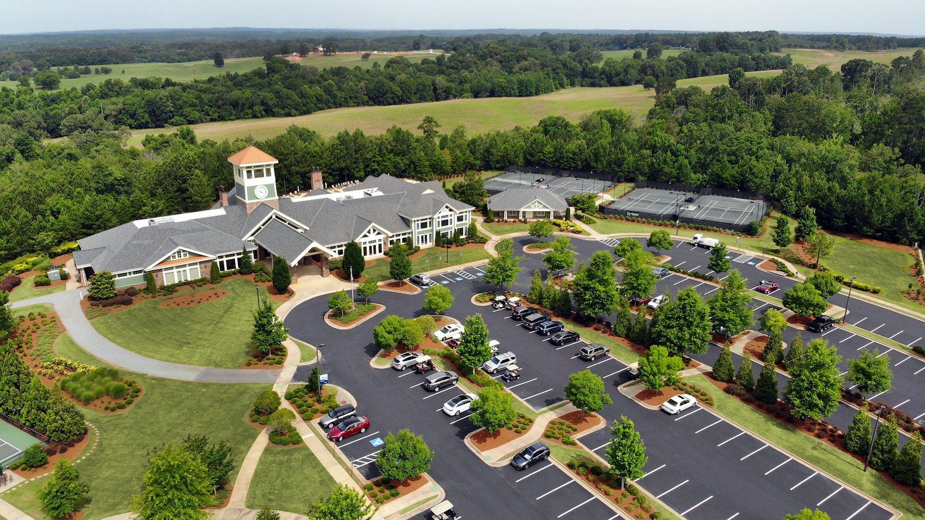 retirement community landscape maintenance