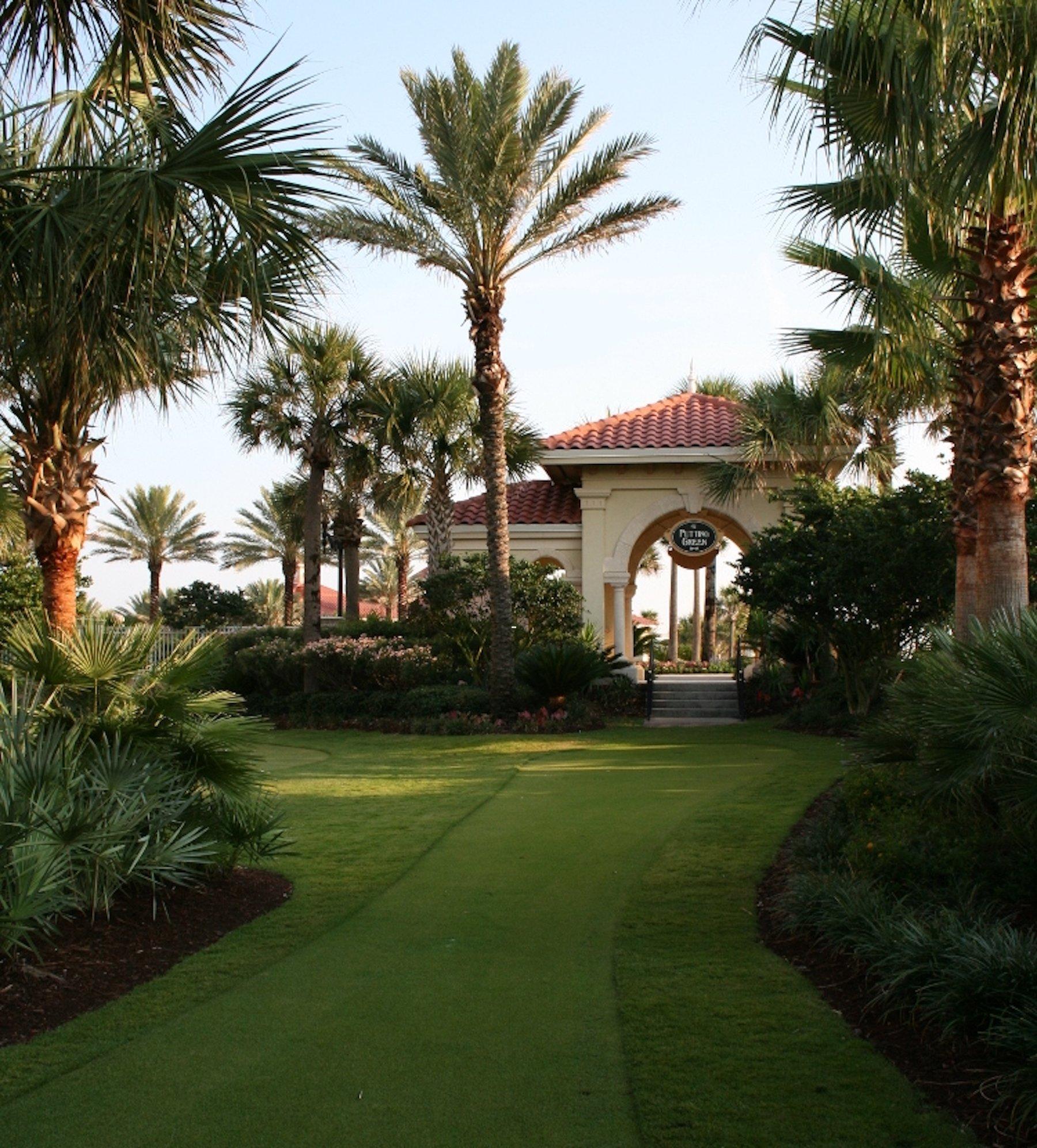 Hammock Beach Resort Landscape